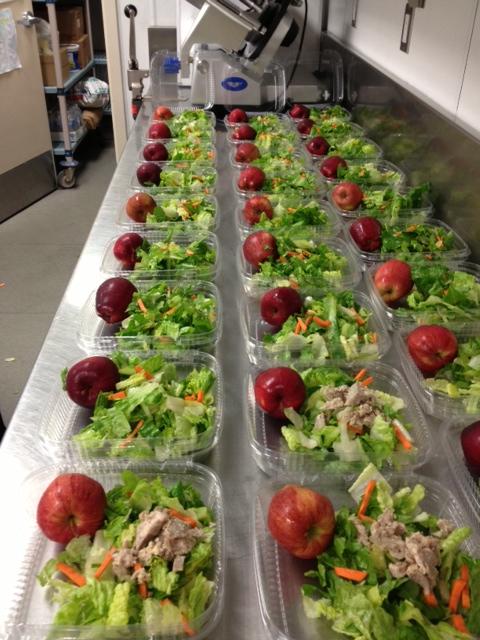 Solvang Grab-n-Go Salads