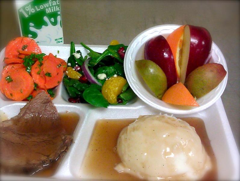 chefs in schools | School Meals That Rock