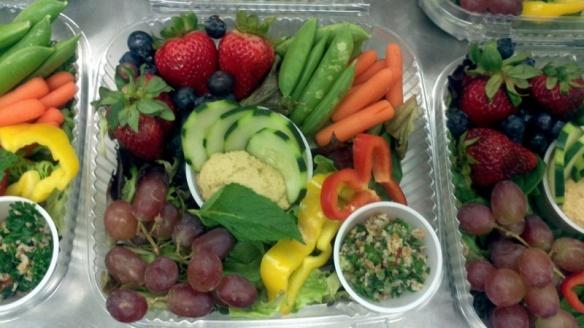 Kalispell Hummus Grab-n-Go Salad