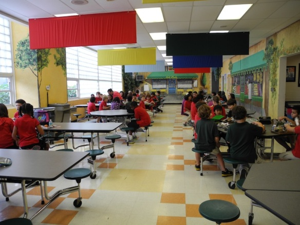 MacFarlane Park Elementary Magnet School located in Tampa, Florida