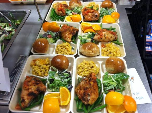 Chefs Move to School Lunch, Savannah-Chatham County Schools, Georgia