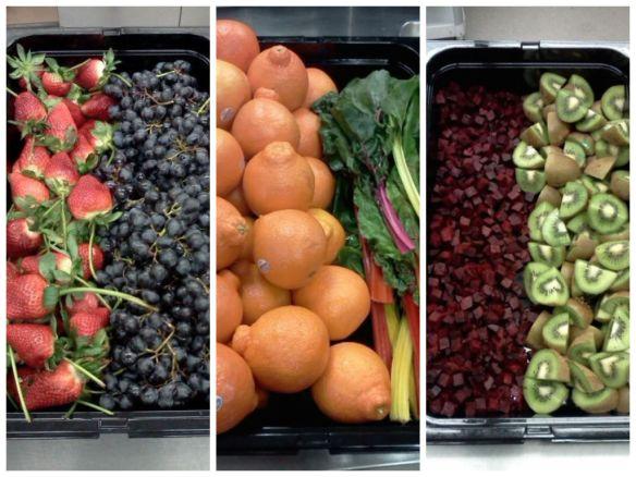 Parkside FFVP Snack Examples (2012)