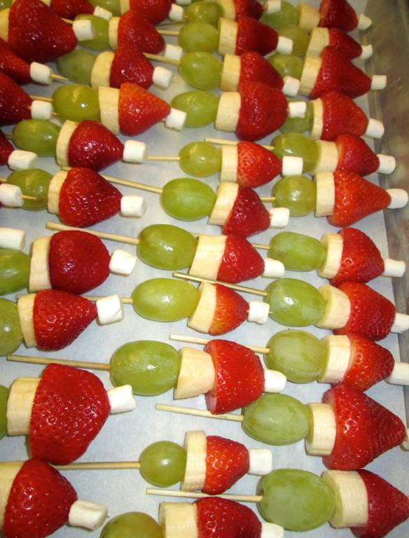 Fruit Grinches on a Stick, Provo School District, Utah
