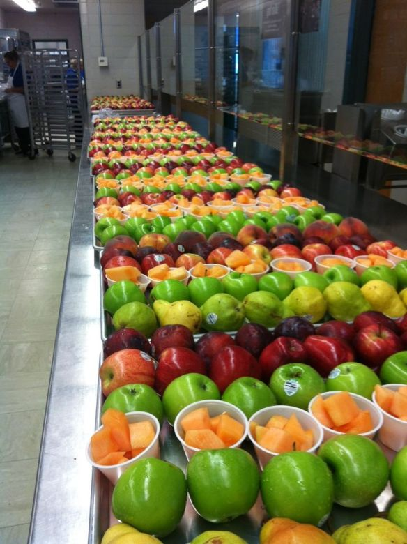 High School Fruit Prep, Canyons School District, Utah
