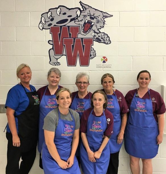 Woodland Staff