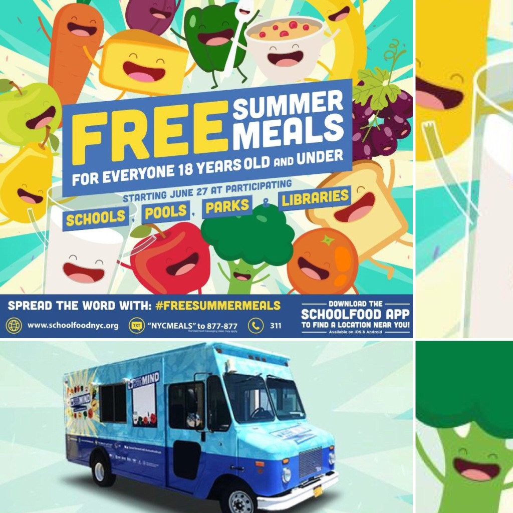 NYC Summer Meals